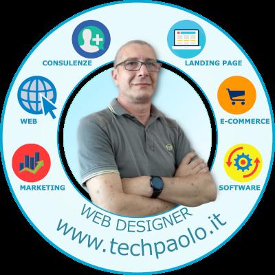 Apri il tuo sito web o il tuo sito e-commerce